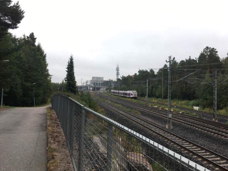 juna ja junarata