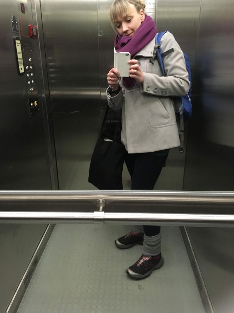 hississä