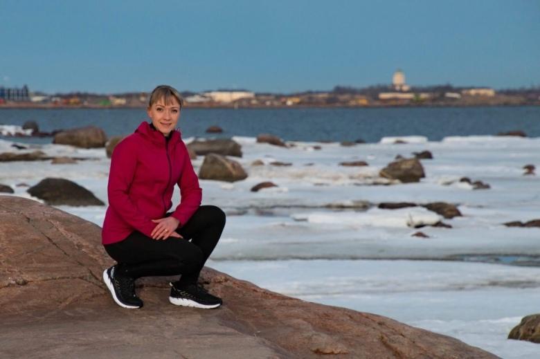kuva, jossa lauttasaaren ranta