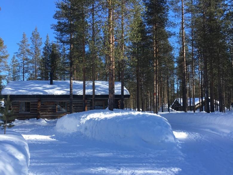 lumitilanne lappi maaliskuu