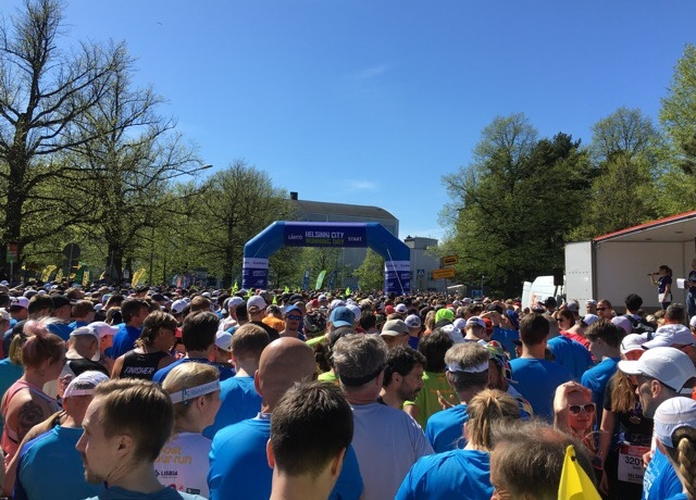 helsinki city marathon 2020 postponed due coronavirus