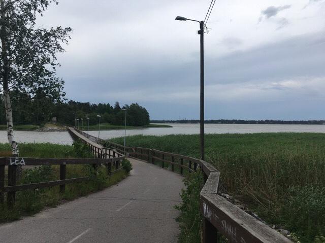 Kuva, jossa merenranta.