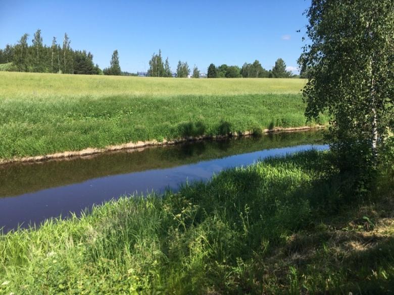 Kuva, jossa Keravanjoki.