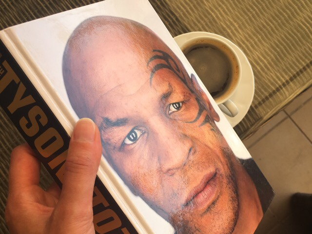 book cover mike tyson