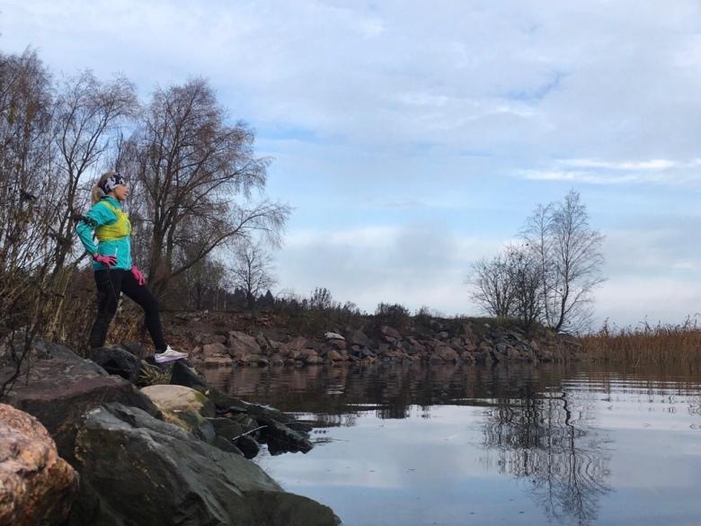 juoksija juomaliivi salomon adv skin 5 maraton