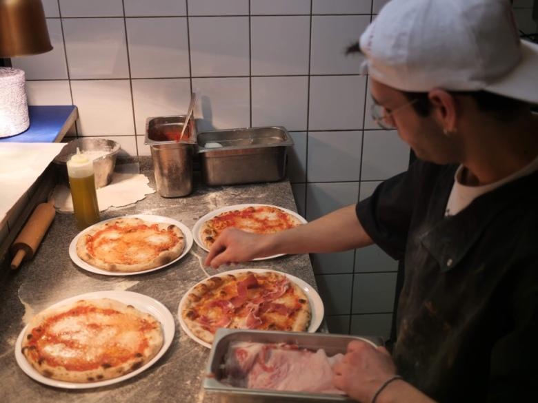 pizzeria helsinki albertinkatu