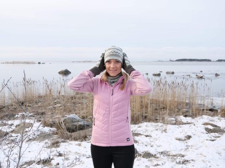 valokuvaus meri talvi merikarvia