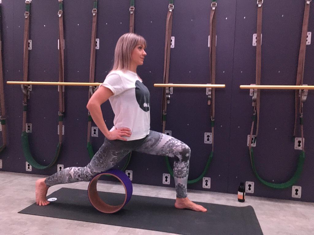 joogapyora yoga nordic jooga yoga wheel