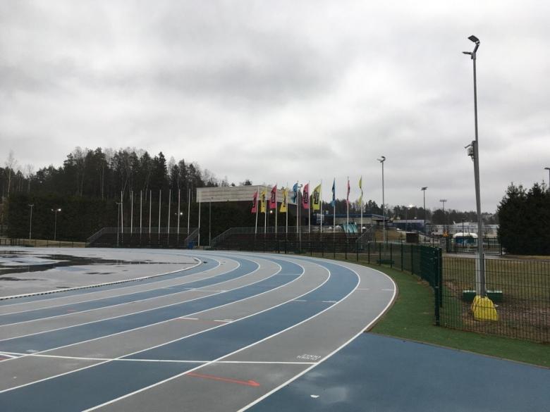 leppavaaran stadion auki