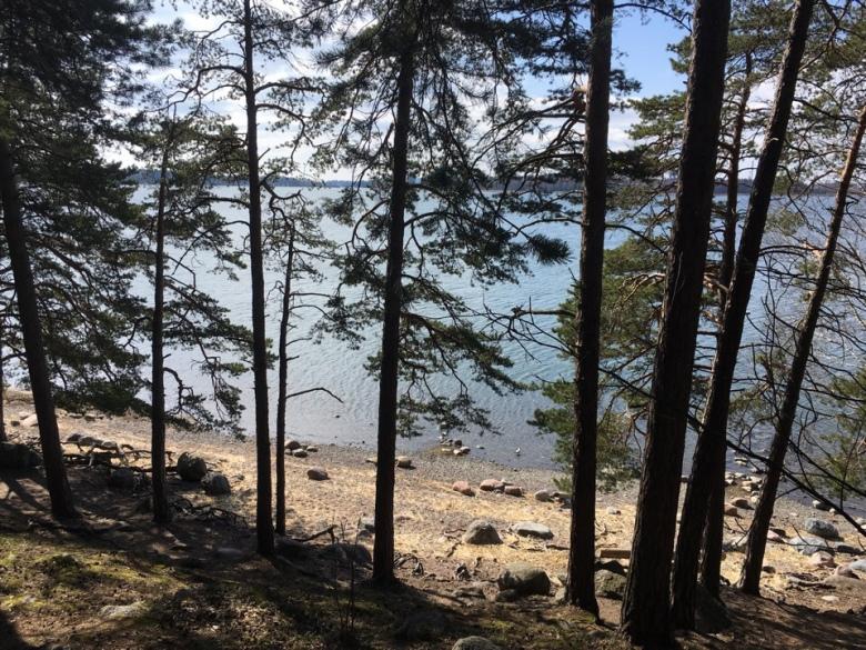 munkkiniemi ranta Helsinki
