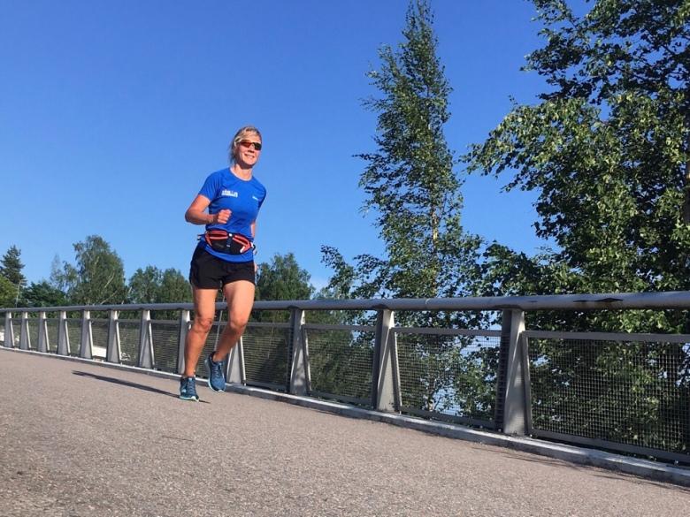 Maratonjuoksija