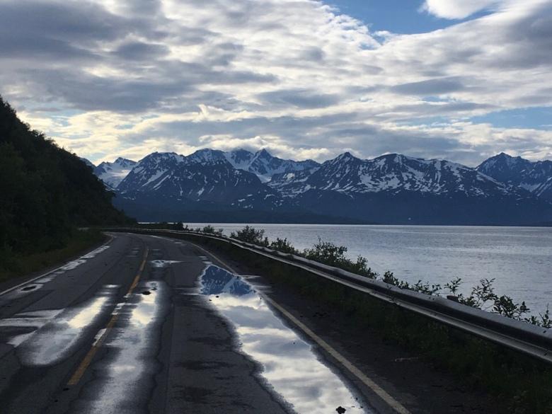 lyngenfjorden pohjoisnorja