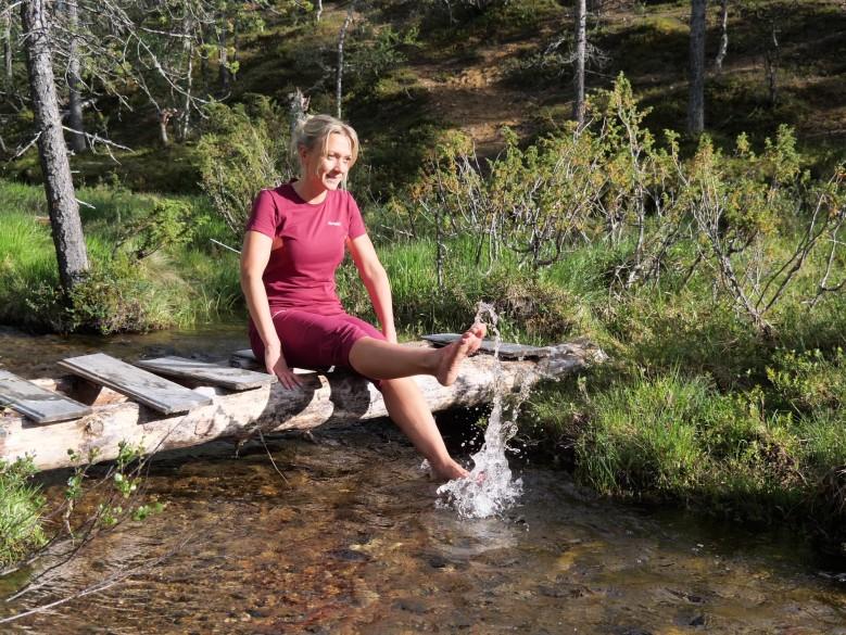 bergans of norway vaellusvaatteet
