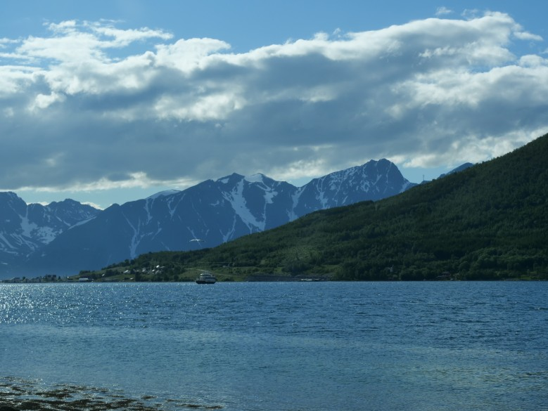 pohjois norjan alpit