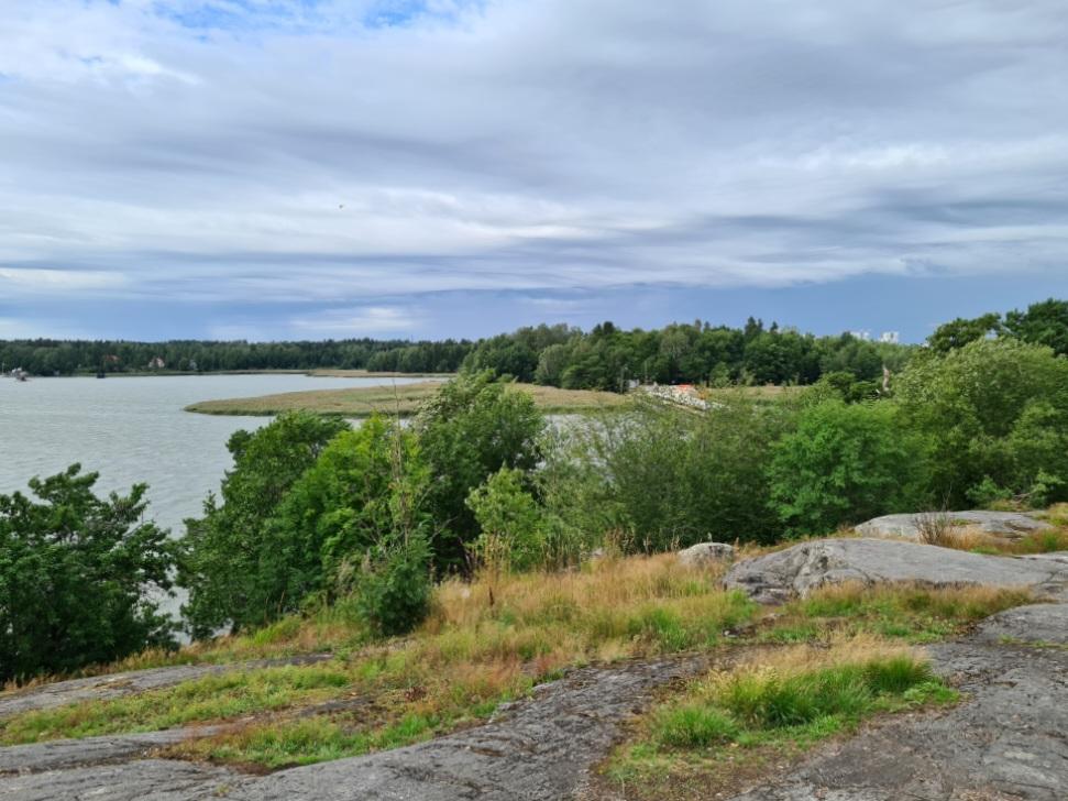 Tarvinnut saaret Espoossa