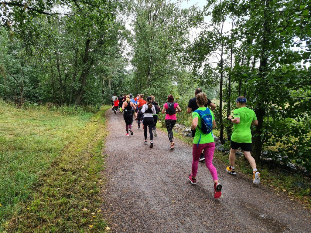 helsinki city running day 2020