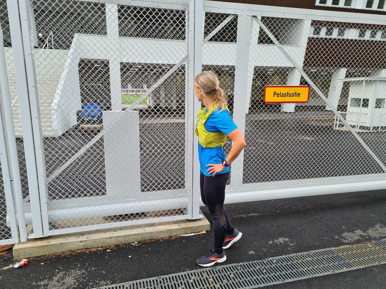 helsingin olympiastadionin maratonportti