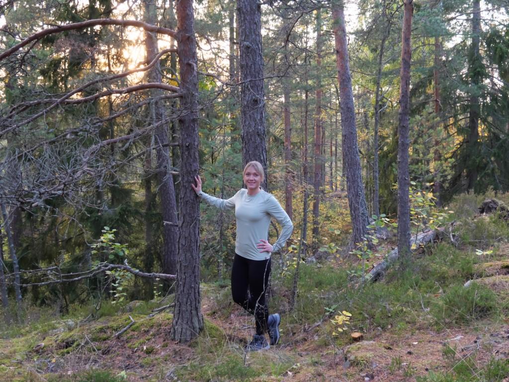 metsa syyskuussa