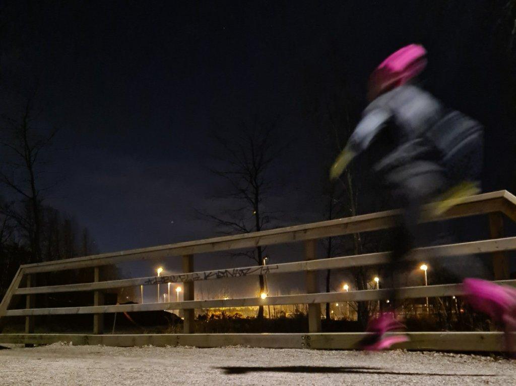 nopea juoksija